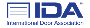 IDA international door association logo
