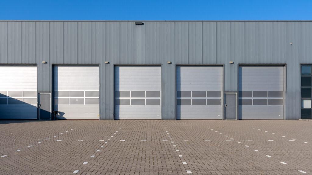 Commercial overhead door service